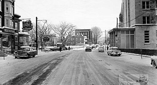 Limoilou dans les années 1960 (74) : la 1re Avenue - Jean Cazes