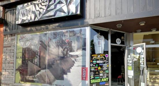 La Boutique du skate déménage - Viviane Asselin
