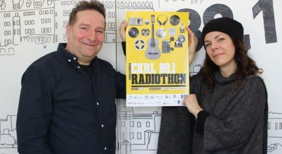 Radiothon 2017 de CKRL: objectif de 42 000$ - Viviane Asselin