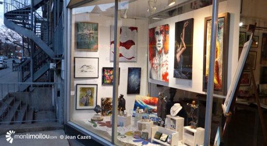 Chez Alfred-Pellan : l'art de s'intégrer à son quartier - Jean Cazes