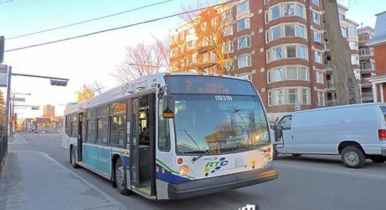 Un nouveau parcours de bus entre la basse et la haute-ville et un métrobus - Céline Fabriès