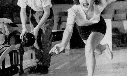 Bowling et cocktails