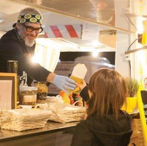 Camions-restaurants : des détails et un site au parc Victoria - Monsaintsauveur