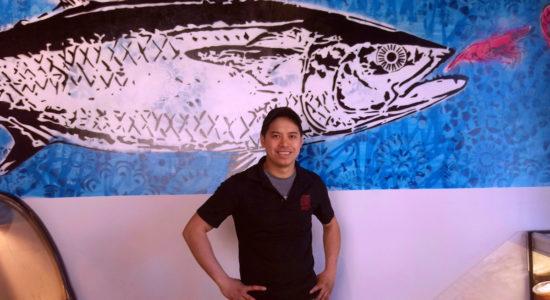 La boucherie Croc Mignon ouvre son comptoir poissonnerie - Ann-Sophie Harvey