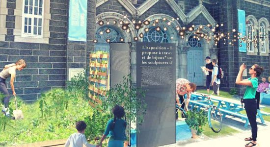 Espace parvis : rendez-vous le 29 juin pour l'inauguration - Monlimoilou