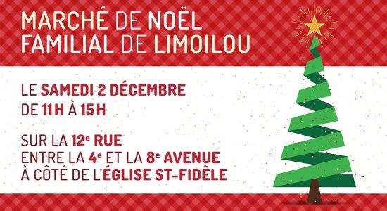 Marché familial de Noël de Limoilou