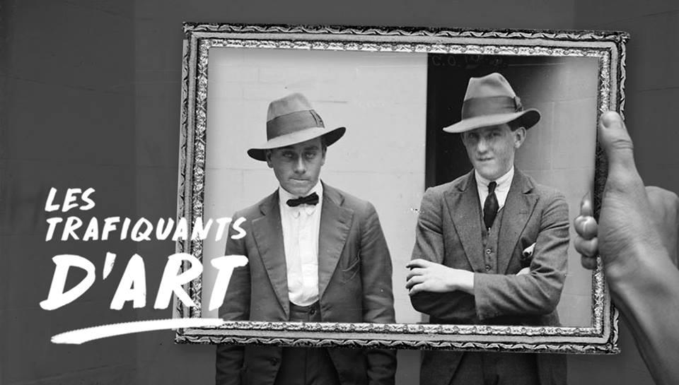 Les Trafiquants d'art : la petite histoire d'un commerce nouveau genre | 1 juin 2017 | Article par Émilie Rioux