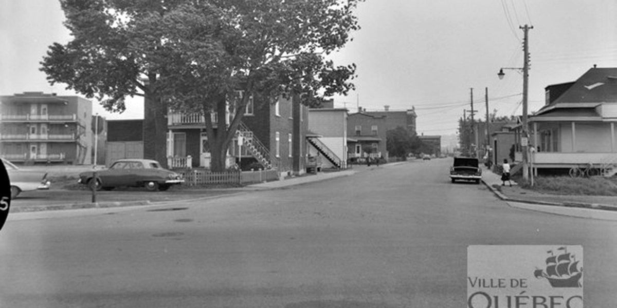 Limoilou dans les années 1960 (80) : rue De Meulles, face à l'Exposition provinciale | 1 octobre 2017 | Article par Jean Cazes