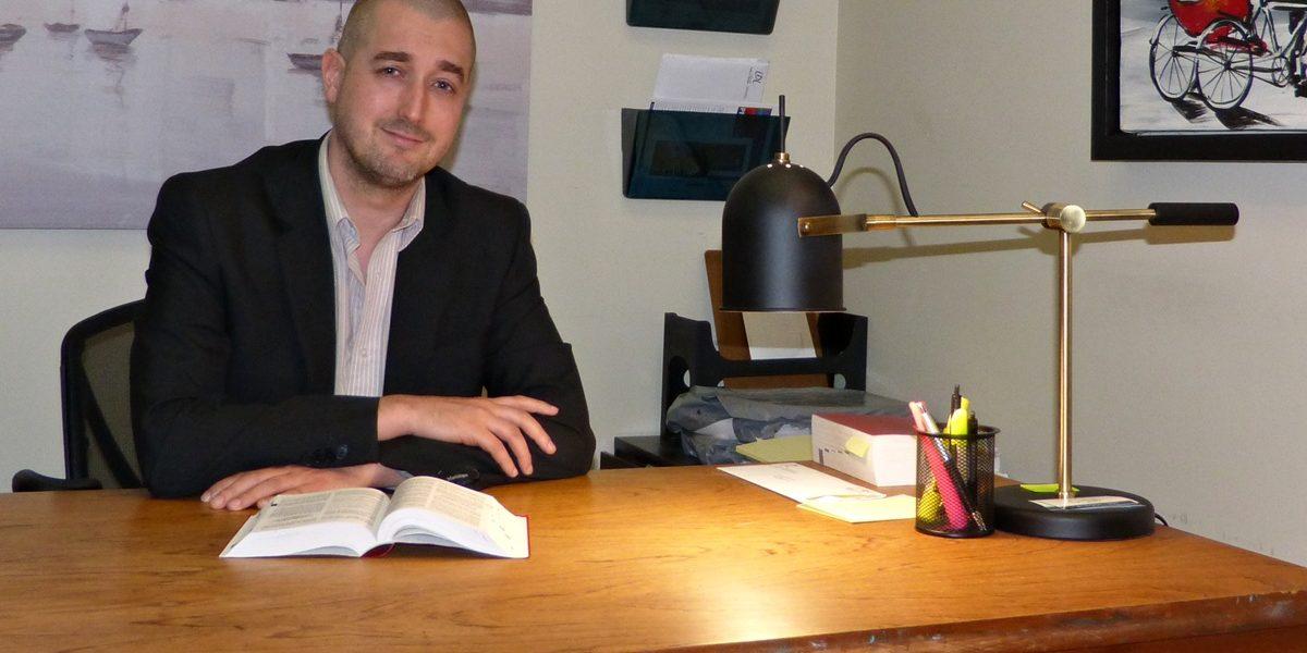 Guillaume Boivin : avocat « engagé » en droit social | 22 juillet 2017 | Article par Jean Cazes