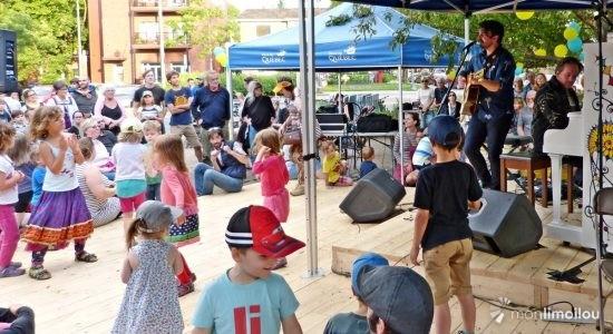 Consultation pour un événement festif estival dans Maizerets - Jean Cazes