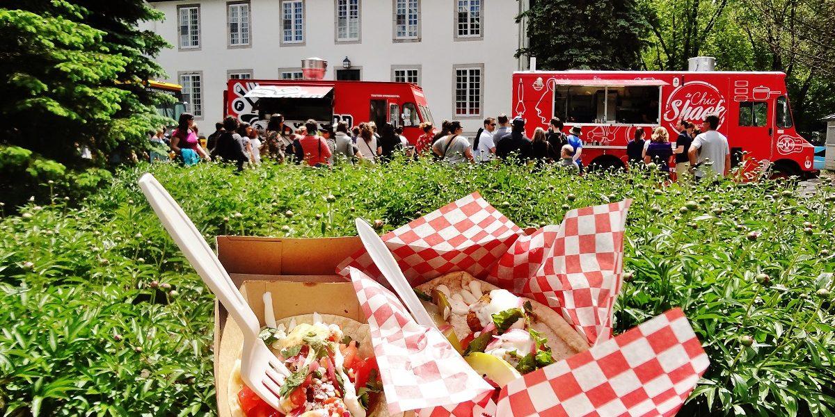Les camions-restaurants lancent leur saison estivale au Domaine Maizerets | 14 juin 2017 | Article par Jessica Lebbe