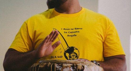 Capoeira avec Roque Batista