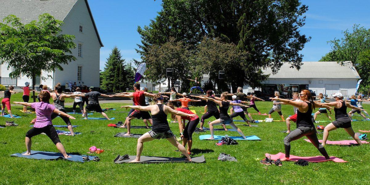 Plein Air Zen: quand relaxer donne de petites courbatures | 22 juin 2017 | Article par Valérie Marcon
