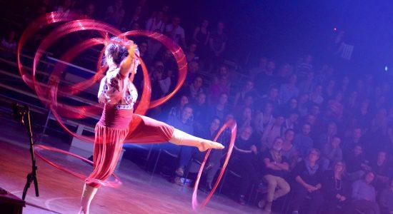 Scrap: l'art de recycler le cirque - Viviane Asselin