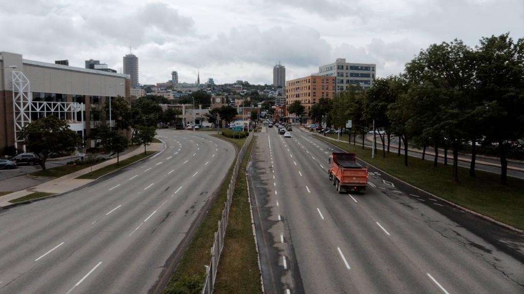 Un boulevard urbain plutôt qu'un élargissement pour Laurentienne? | 27 juin 2017 | Article par Raymond Poirier