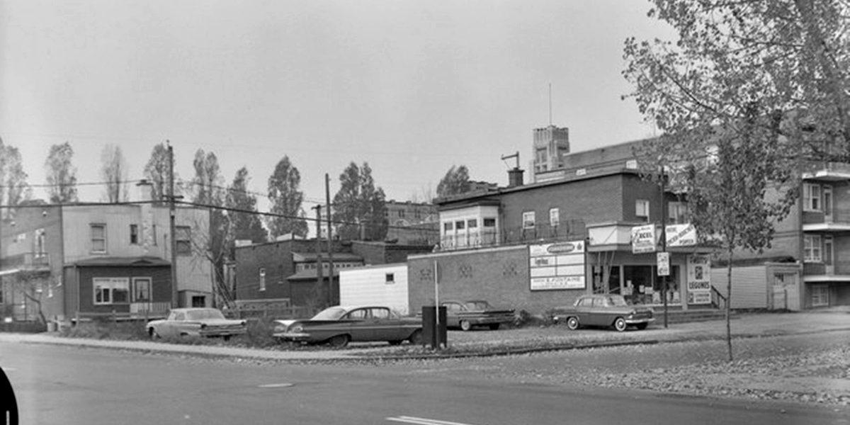 Limoilou dans les années 1960 (80) : vous souvenez-vous du marché Lafontaine? | 23 juillet 2017 | Article par Jean Cazes