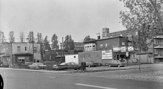 Limoilou dans les années 1960 (80) : vous souvenez-vous du marché Lafontaine? - Jean Cazes