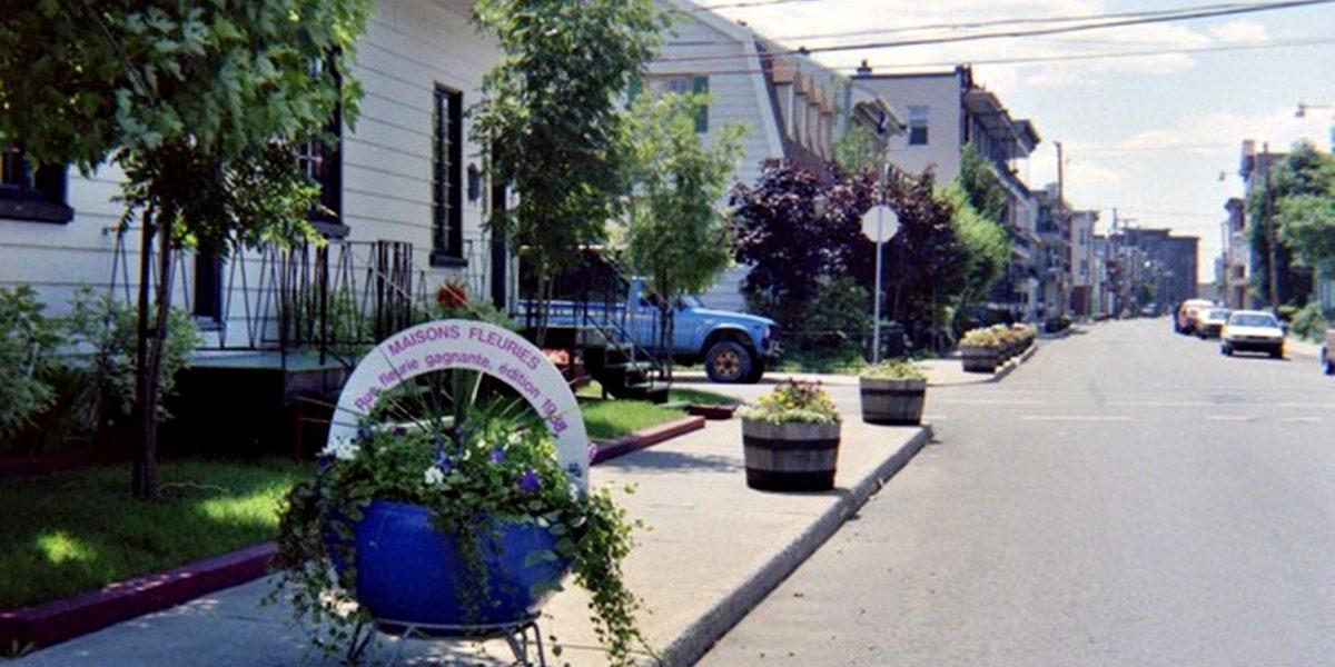 Limoilou dans les années 1980 (12) : jardinières sur la 3e Rue | 27 août 2017 | Article par Jean Cazes