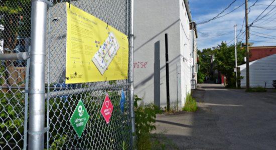 Revitalisation des ruelles du Vieux-Limoilou: à la découverte de la «ruelle-démonstration» - Raymond Poirier
