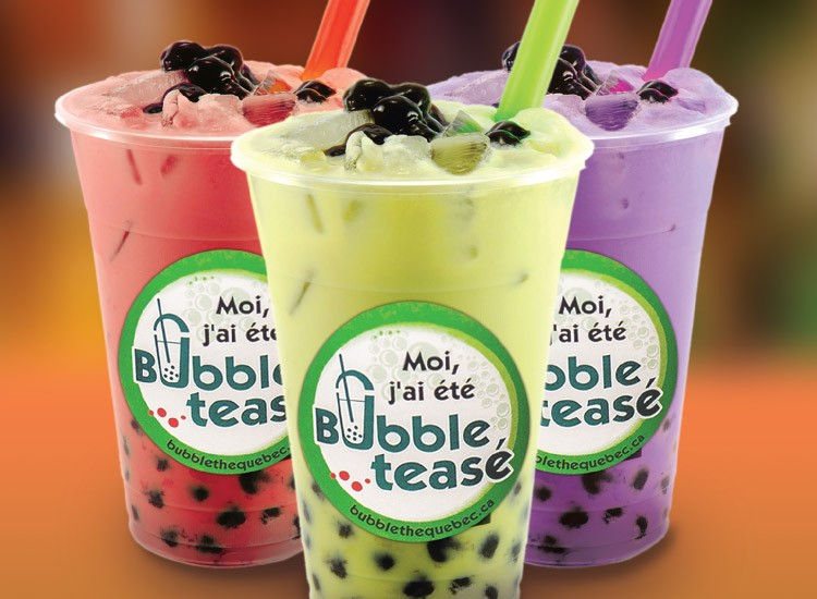 24 saveurs de Bubble tea | Shady Café Resto Libanais
