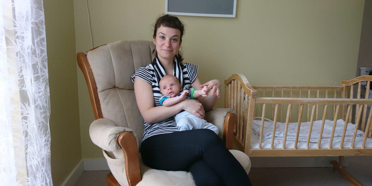 La profession de sage-femme à travers les yeux d'une nouvelle maman | 27 juillet 2017 | Article par Joanie Bourassa-Guillemette