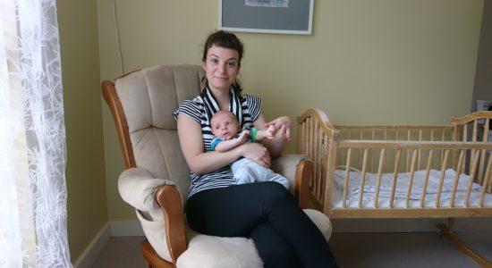 La profession de sage-femme à travers les yeux d'une nouvelle maman - Joanie Bourassa-Guillemette