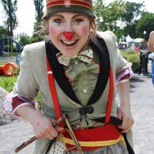 Bibi et le voyage au cirque