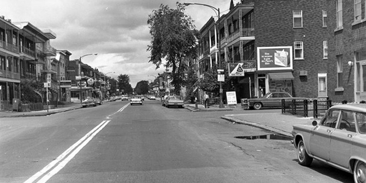 Limoilou dans les années 1960 (81)   intersection 3e Avenue et 9e Rue   2e663b8b7733