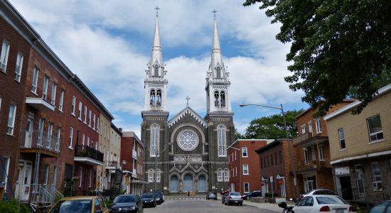 Église Saint-Charles. 26 juin 2015.