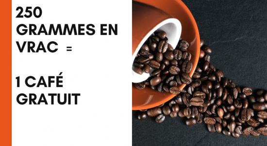 Café gratuit | Caprices d'Alice (Les) – Café Castelo 1re Avenue