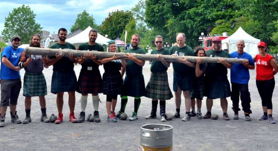 Highland Games – volet amateurs