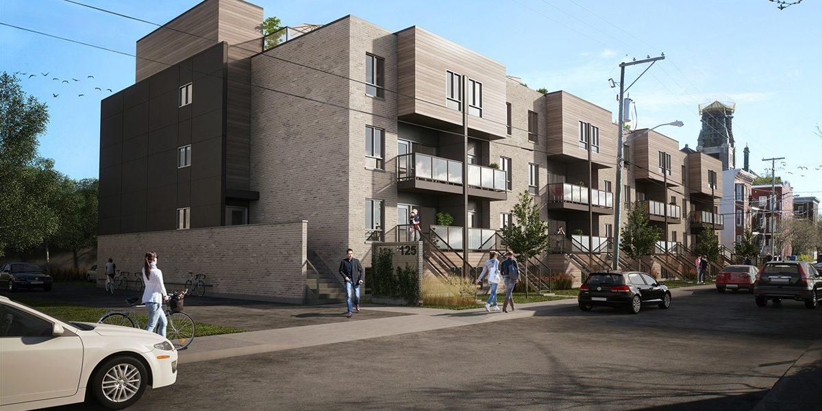 Loggia : 32 nouveaux grands logements dans le Vieux-Limoilou | 22 août 2017 | Article par Jean Cazes