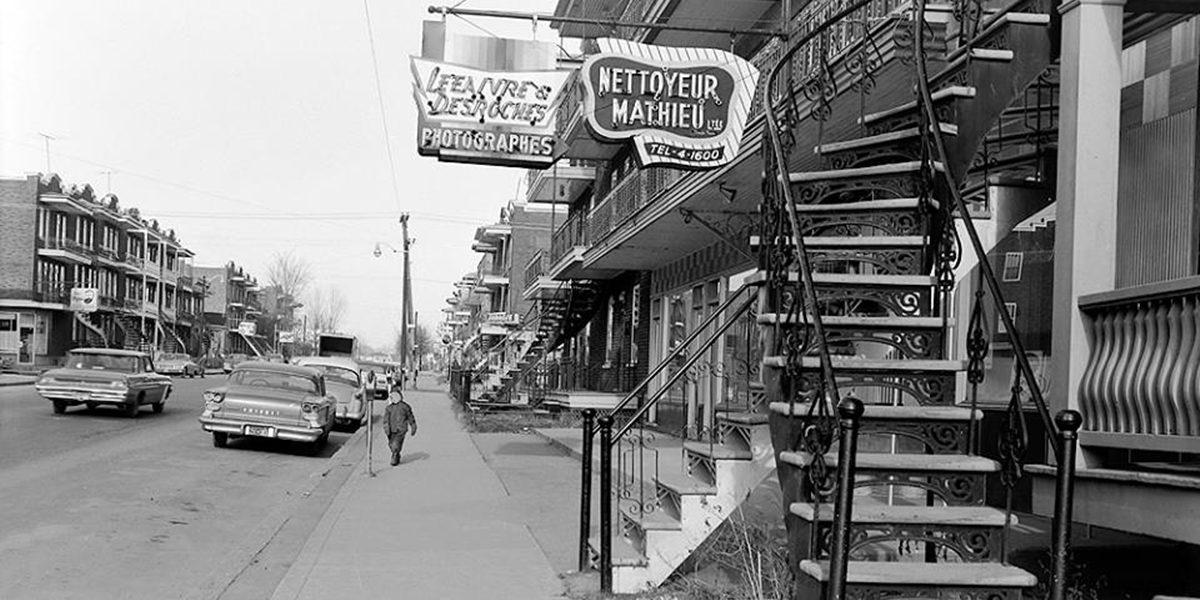 Limoilou dans les années 1960 (84) : Lefaivre & Desroches sur la 3e Avenue | 17 septembre 2017 | Article par Jean Cazes