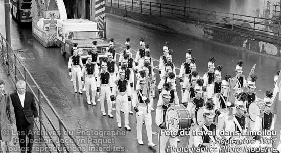 Limoilou dans les années 1960 (83) : la fête du Travail célébrée dans les rues - Jean Cazes