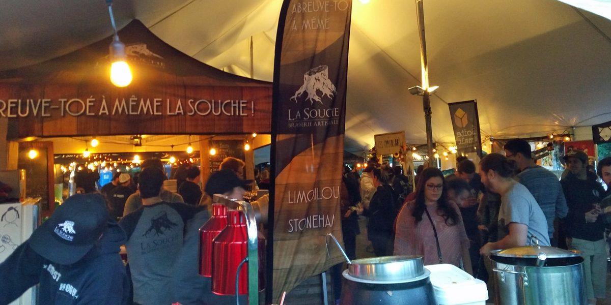 Festival des brasseurs et des artisans de Québec : la famille locale réunie | 9 septembre 2017 | Article par David Tardif