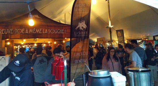 Festival des brasseurs et des artisans de Québec : la famille locale réunie - David Tardif