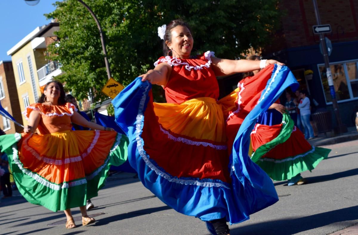 Record d'achalandage pour la première journée du MondoKarnaval | 3 septembre 2017 | Article par Jessica Lebbe