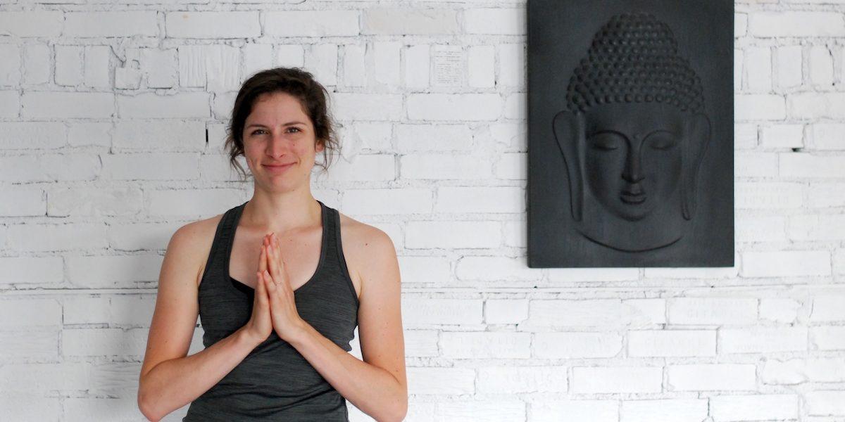 À la découverte du studio Namaste Yoga Limoilou | 15 septembre 2017 | Article par Stéphanie Vincent