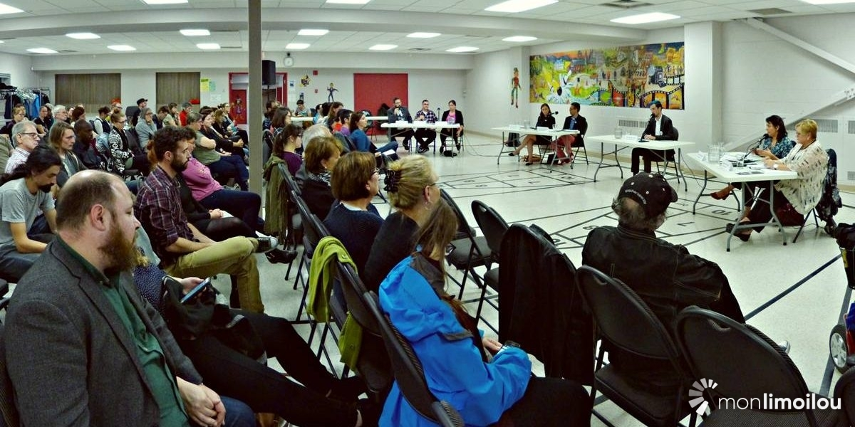 Débat des candidats dans Limoilou et Maizerets-Lairet : peu de surprises | 24 octobre 2017 | Article par Suzie Genest