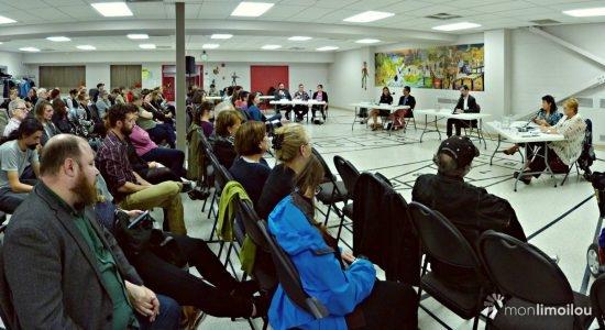 Débat des candidats dans Limoilou et Maizerets-Lairet : peu de surprises - Suzie Genest