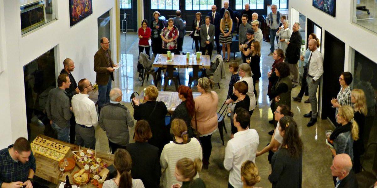 La Caserne 5 inaugurée en grande pompe | 27 octobre 2017 | Article par Jean Cazes