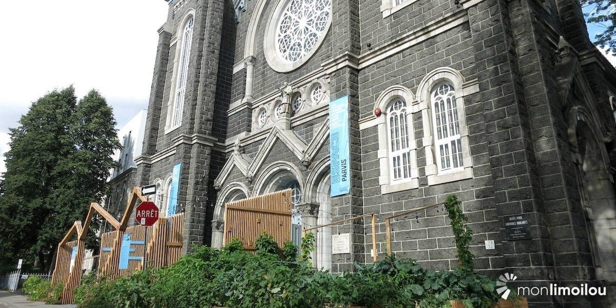 Le SPOT 2018 valorisera l'église Saint-Charles de Limoilou | 22 mars 2018 | Article par Véronique Demers