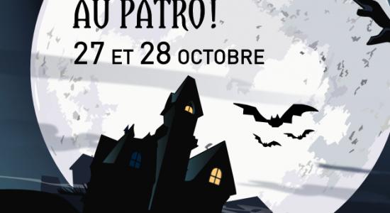 L'Halloween au Patro !