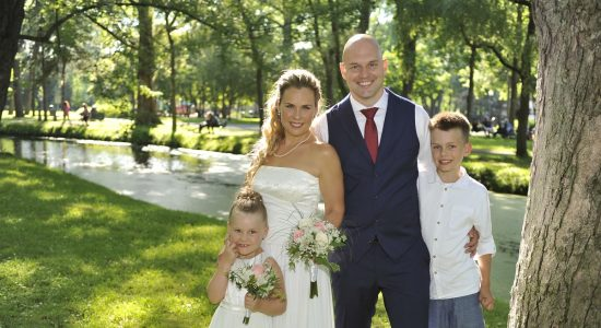 Un mariage (presque) 100% Limoilou - Jessica Lebbe