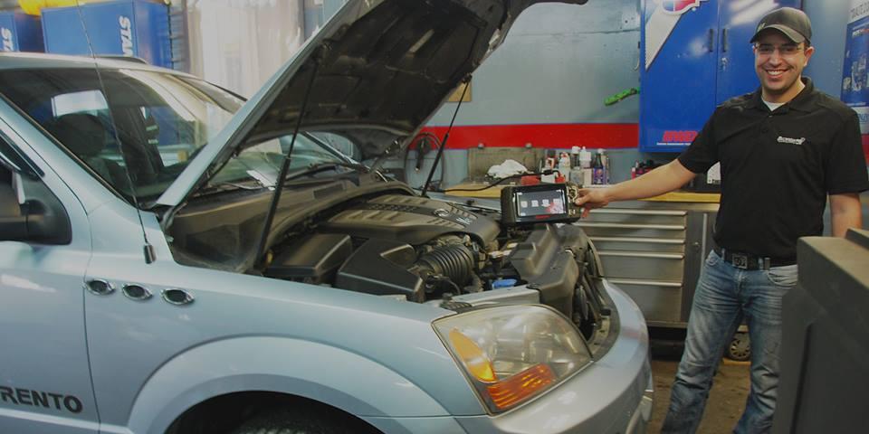 Inspection en 42 points | Mécanique Pro Auto