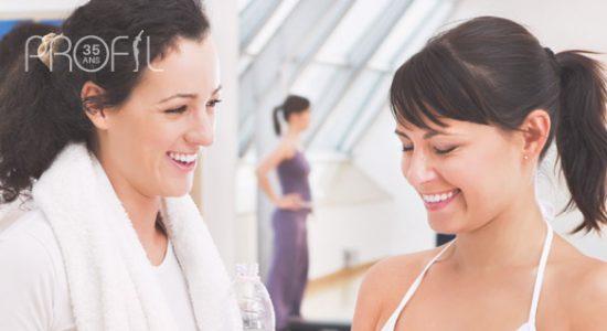Promo entraînement privé | Profil – Centre de mise en forme pour la femme
