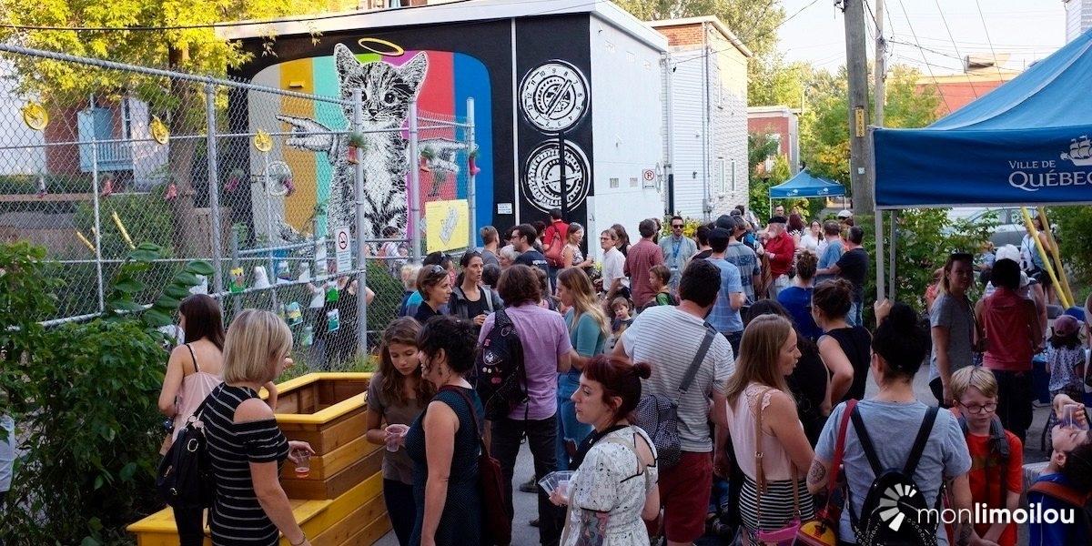 Un atelier citoyen pour s'inspirer du cas de la ruelle Saint-Fidèle | 12 octobre 2017 | Article par Viviane Asselin