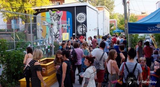 Un atelier citoyen pour s'inspirer du cas de la ruelle Saint-Fidèle - Viviane Asselin