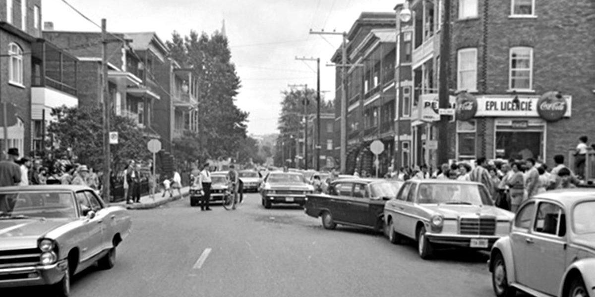 Limoilou dans les années 1960 (84) : accident sur la 8e Avenue | 19 novembre 2017 | Article par Jean Cazes