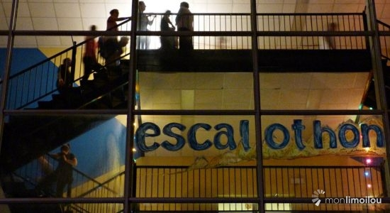 L'Escalothon : une expérience sportive et communautaire - Joanie Bourassa-Guillemette